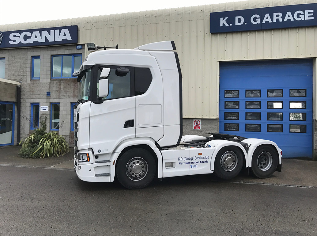 Used Trucks K D Garage Services Ltd
